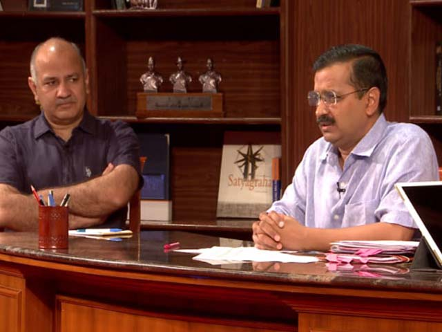 Video : Where Is Free WiFi, Arvind Kejriwal Asked On 'Talk To AK'. What He Said