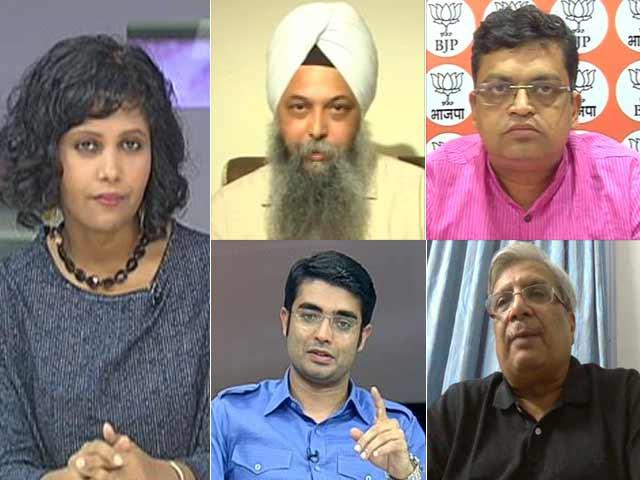 Video : Sidhu May Join AAP, Kejriwal Does Sewa: Bad News For Punjab Government?