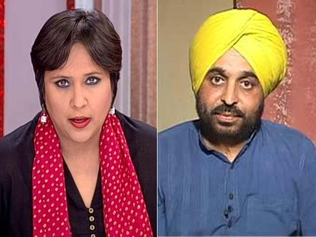 Video : Oye Guru! Will Navjot Singh Sidhu Pad Up For AAP In Punjab?