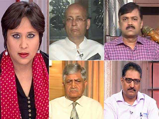 Video : Have Tea With Kashmiris, Not Nawaz, Sena Tells PM Modi: No Healing For Valley?