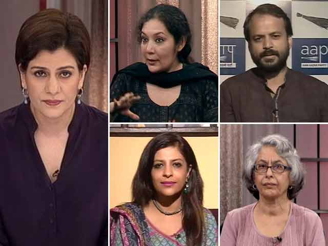 Video : AAP Ka Sidhu: Masterstroke Or Desperation By AAP?