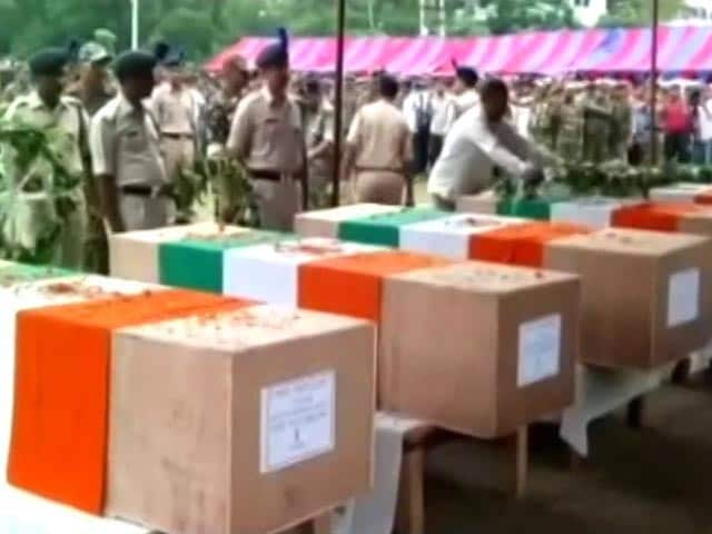 Video : 10 Paramilitary Commandos Killed In Blast Set Off By Maoists In Bihar