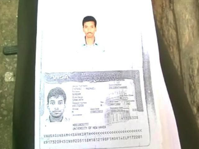 Video : Hyderabad Man Murdered Allegedly By Indian Roommate In US