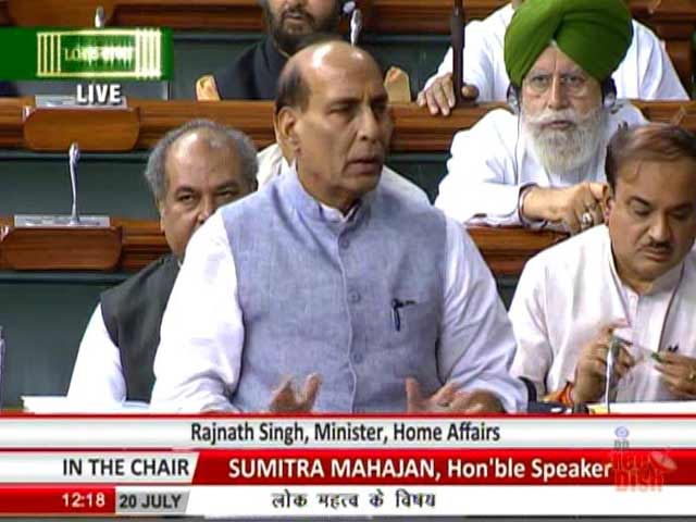 Video : PM Modi Upset About Gujarat Dalit Attack, Says Home Minister