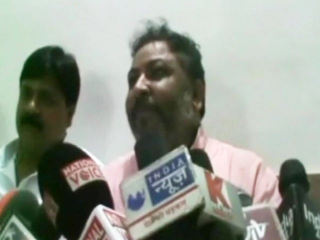 Video : 'Worse Than Prostitute': BJP Leader's Shameful Abuse For Mayawati