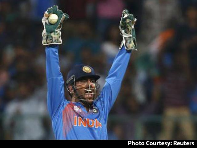 Video : Mahendra Singh Dhoni Says He Is Always Smitten By 'Cricket Ka Keeda'