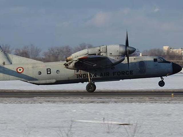 Video : Indian Air Force's AN-32 Plane With 29 Missing After 'Rapid Loss of Altitude'