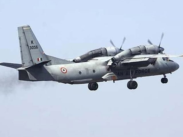 Video : Air Force's AN-32 Plane Not Found Yet, Search Crosses 24 Hours