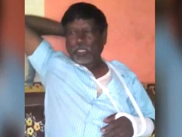 Video : Dalit Family Attacked In Karnataka Over Beef Rumours