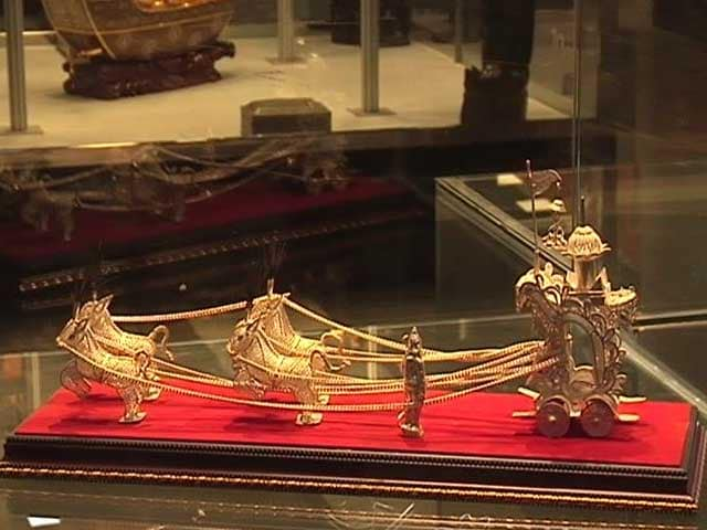 Video : Augmented Reality, Vintage Merc Await Visitors At Rashtrapati Bhavan Museum