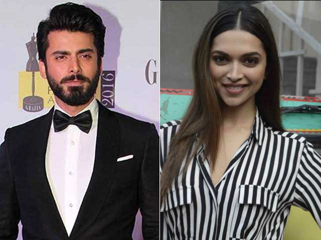Fawad Khan May Star Opposite Deepika in Padmavati