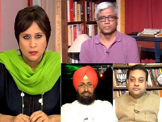 Video : Kejriwal vs BJP 'Mahabharat': Punjab, Delhi Turn New Kurukshetra?