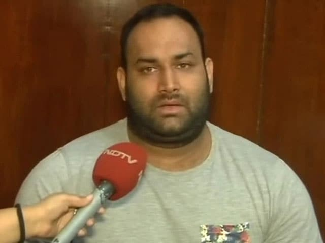 Video : Dope-Tainted Shotputter Inderjeet Singh Breaks Down During Interview