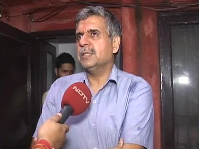 Video : As Sheila Dikshit Campaigns In UP, Son Sandeep Dikshit Is Upset In Delhi