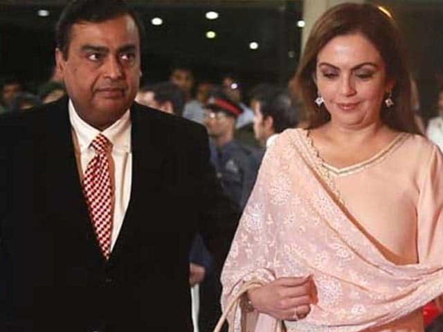 Video : Nita Ambani Joins VIP Security List That Has Swelled To 450