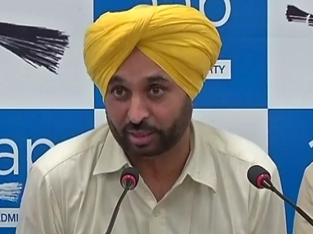 If I Compromised Security, So Did PM Modi, Says Bhagwant Mann