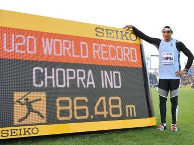 Want to Compete in Diamond Leagues: Javelin Champ Neeraj Chopra