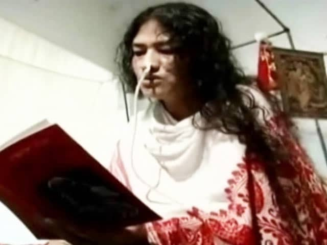 Video : Family Rallies Around Irom Sharmila, Support Move To End Hunger Strike
