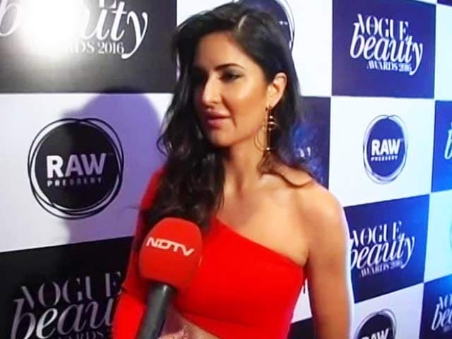 Video : You Feel Beautiful When You Are Loved, Says Katrina Kaif