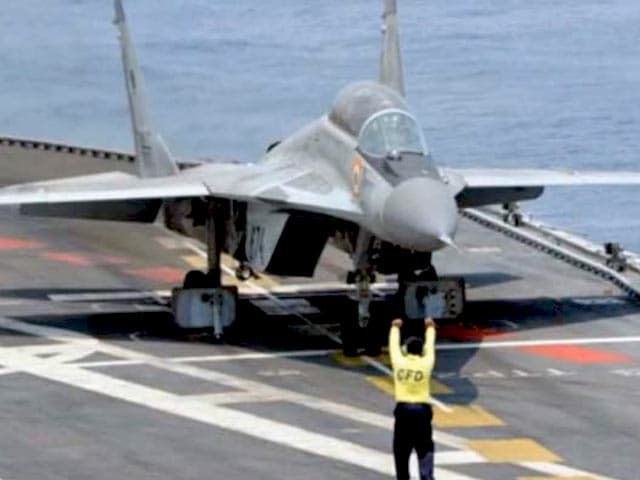 10,000-Crore Mistake? Auditor Fails Navy's Main Fighter Jet, MiG-29
