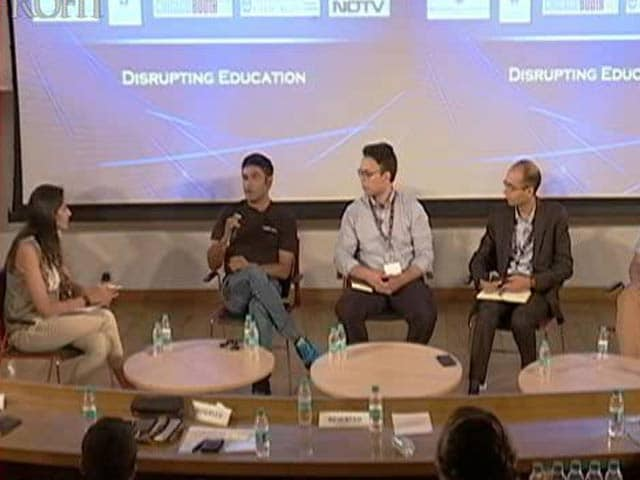 Video : How Technology & Innovation Are Disrupting Education