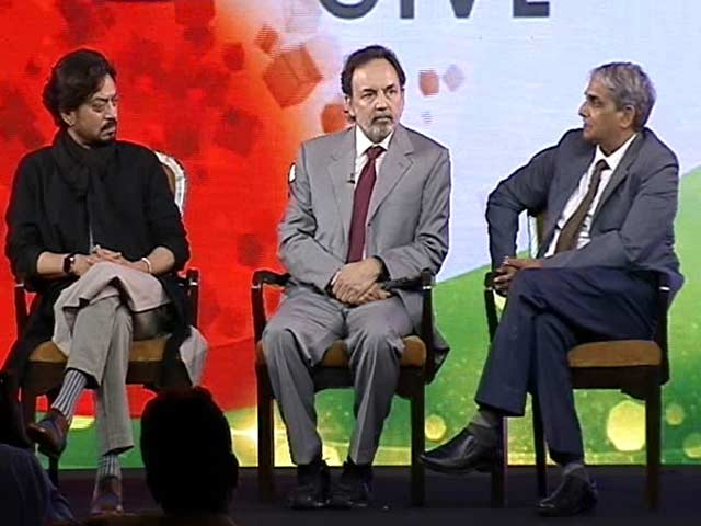 Video : NDTV-Fortis Launch More To Give Campaign To Promote Organ Donation