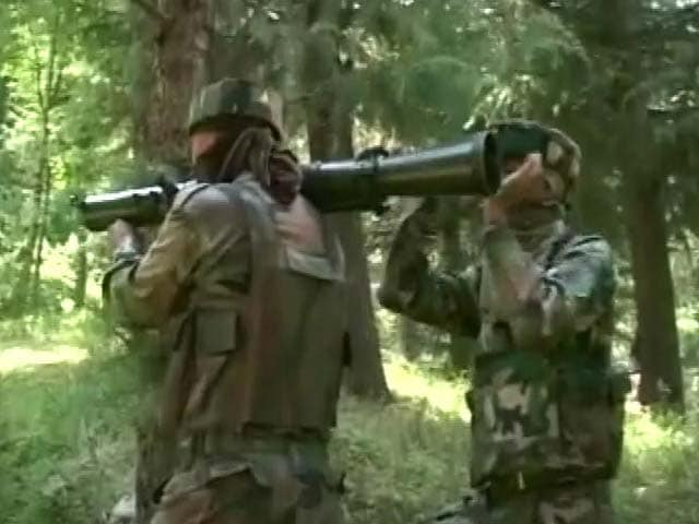 Video : Infiltration Bid Foiled, 2 Terrorists Killed In Jammu And Kashmir's Kupwara