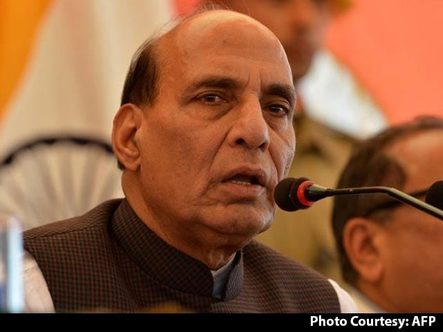Video : Pak Responsible For Rajnath's Security During Visit, Say Sources On Hizb Threat