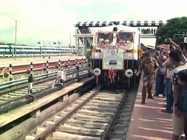 Video : एक नए सफर की शुरुआत, भारतीय रेल के नक्शे पर आया अगरतला