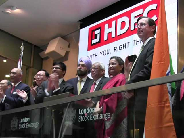 Video : World's First 'Masala' Bond Adds Spice At London Stock Exchange