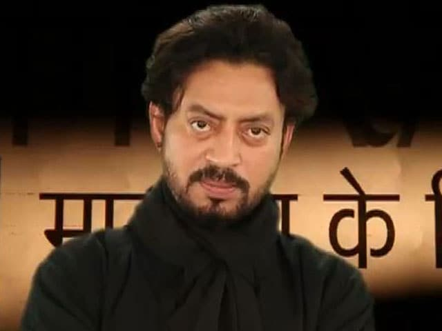 Video : Irrfan Khan Appeals To The Nation To Donate Organs