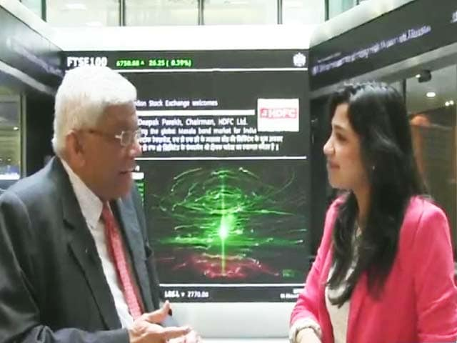 Video : Massive Confidence In India Globally, Says Deepak Parekh