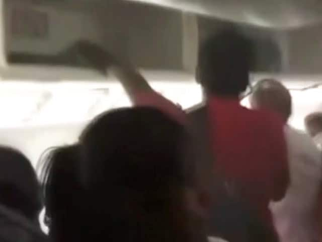 Video : 'Laptop, Laptop': Kerala Passengers Risked Own Safety On Emirates Plane