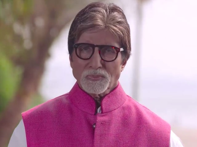 Video : Amitabh Bachchan Discusses Banega Swachh India's Campaign Agenda
