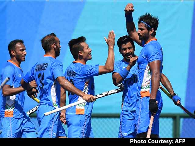 Video : Rio Olympics: Rupinder Stars in Indian Hockey Team's Win in Opener