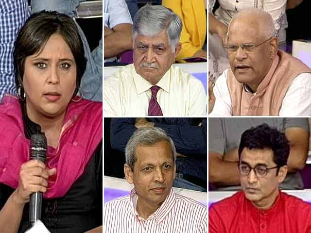 Video : 7th Pay Panel Puts Police At Par With IAS, Soldiers Say 'Blatant Discrimination'