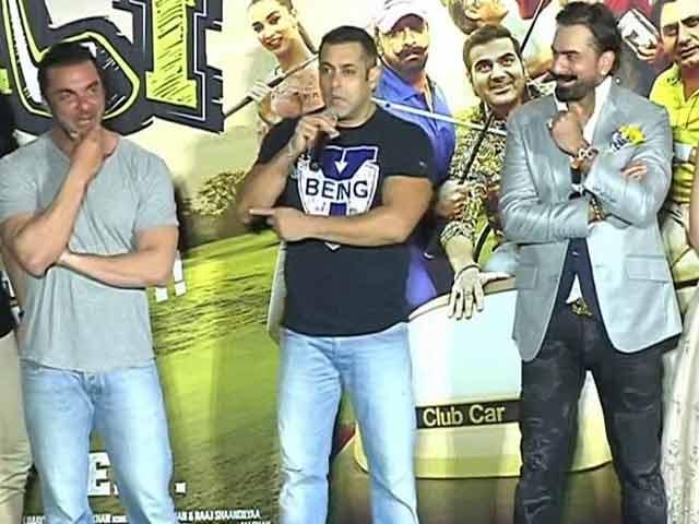 Salman Khan Slips Up, Again