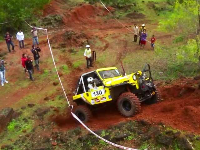 Video : 2016 Rainforest Challenge India