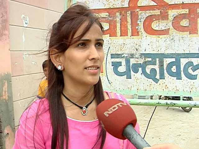 Video : 22-Year-Old Woman Sarpanch's Bid For Village Security Has Neighbours Inspired