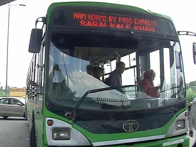 Video : दिल्ली में आम आदमी बस सेवा की शुरुआत