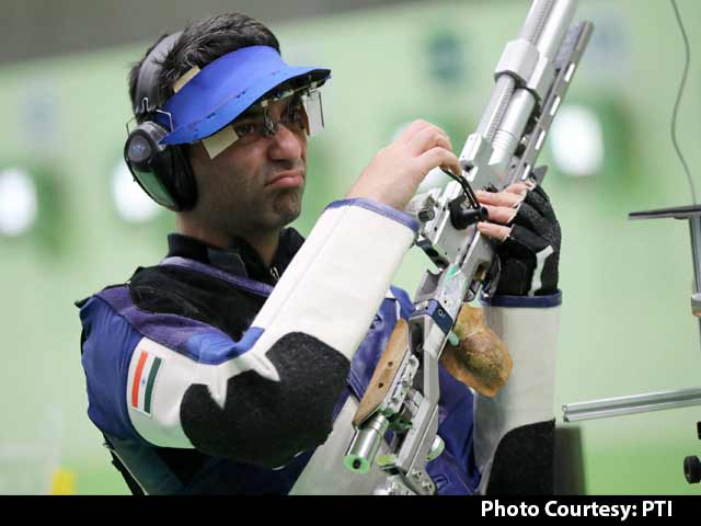 Video : Rio 2016: Abhinav Bindra Signs Off With 4th Place Finish