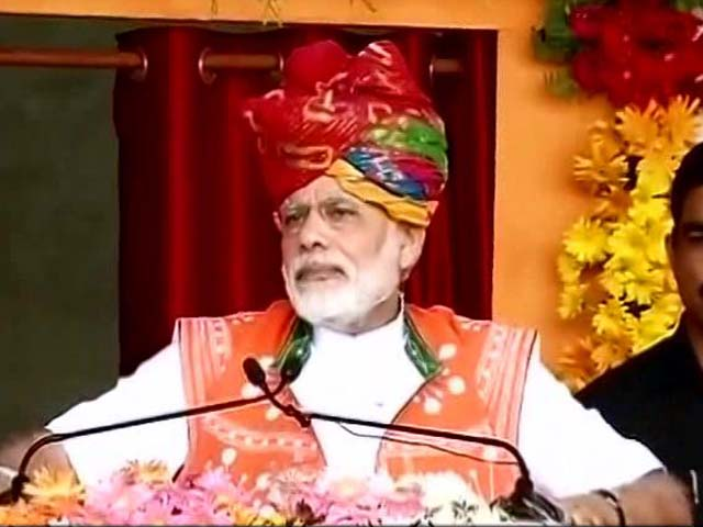 Video : PM's Kashmir Outreach, Invokes Vajpayee's Legacy