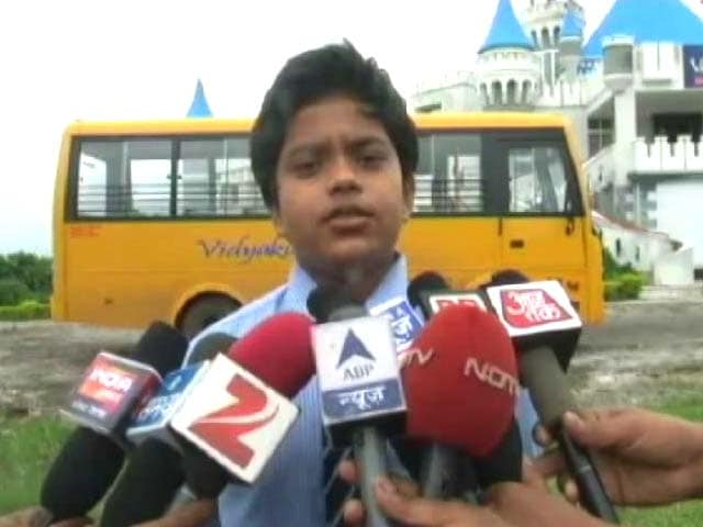 Video : Upset Over School Buses For Rally, Boy Wrote To PM. Here's What Happened