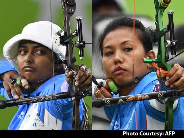 Video : Rio 2016: Archers Deepika Kumari, Bombayla Devi Keep India's Medal Hopes Alive