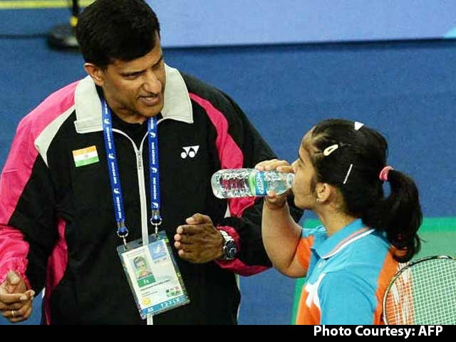 Video : Saina Nehwal Well Prepared, A Medal Contender at Rio 2016: Vimal Kumar