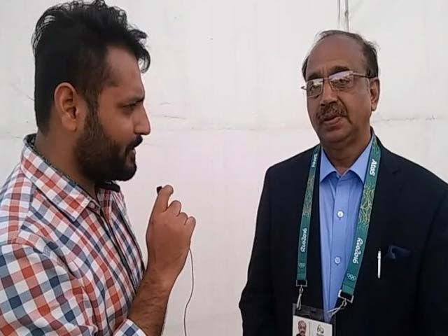 Video : I Did Not Break Any Rules: Sports Minister Vijay Goel to NDTV