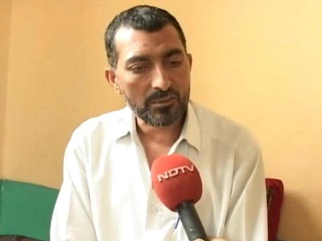 Video : 'File Case Against Cop Before Exhuming Body': A Father Appeals In Kashmir