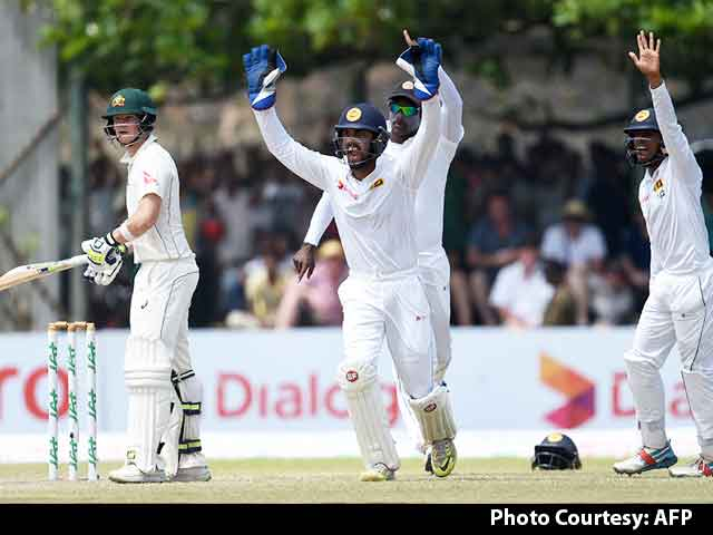 Video : Steve Smith Urges His Batsmen to Show Courage Against Lankan Spin