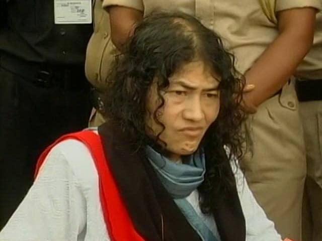 Video : Irom Sharmila: From Pedestal To Politics