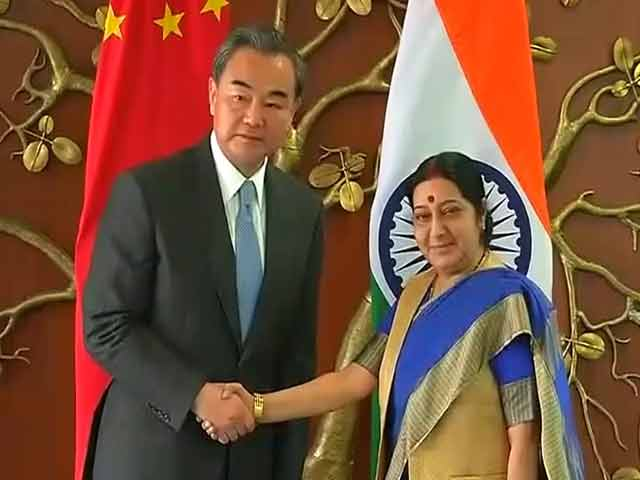 Video : Chinese Minister, Sushma Swaraj Have Long Discussion On India's Nuke Group Bid: Sources